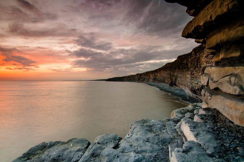 Nash Point - Wales