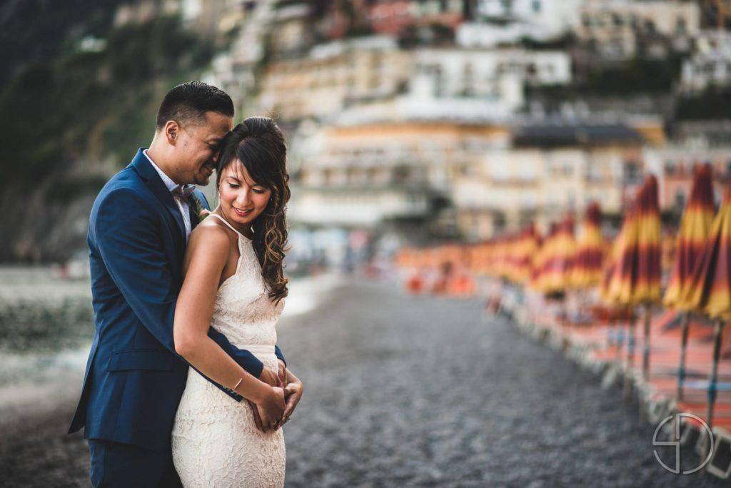 wedding photographer positano