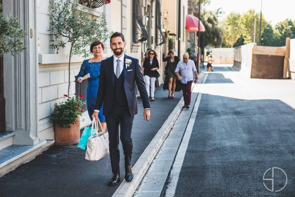 wedding photographer fiesole