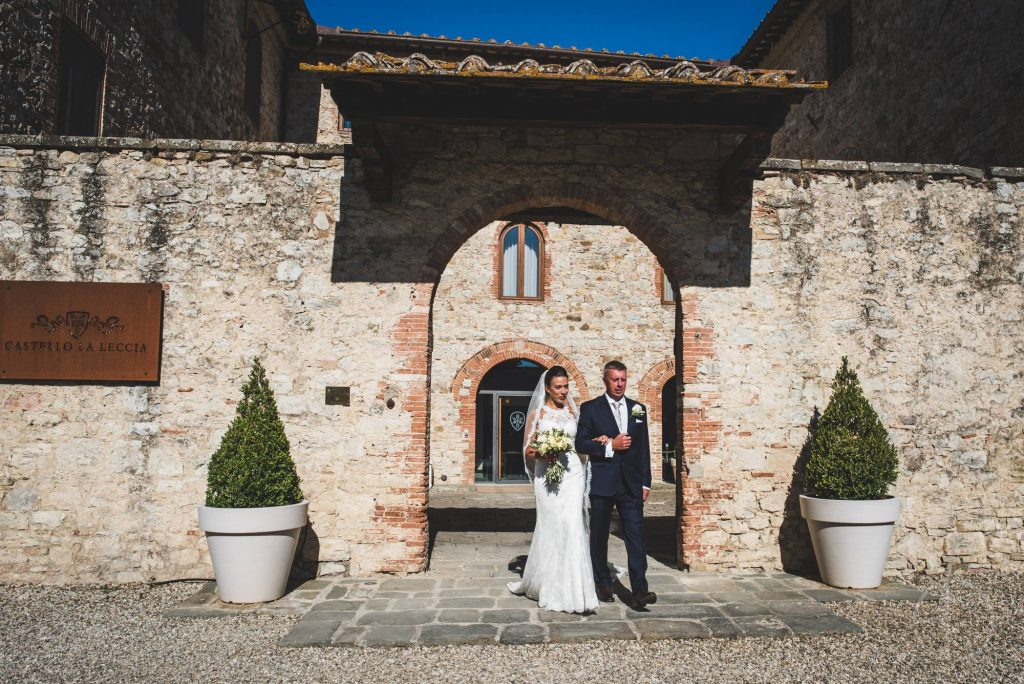 destination wedding chianti